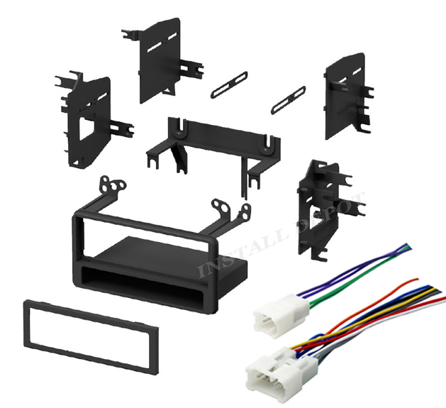 Complete Toyota Car Stereo Radio Install Mounting Dash Kit