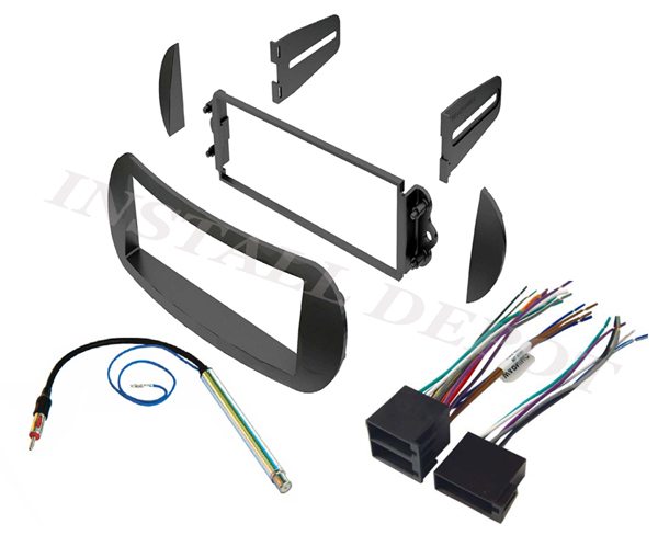 Details about VW BUG BEETLE COMPLETE CAR STEREO RADIO INSTALL DASH on vw bug oil filter installation, vw bug horn installation, vw bug generator assembly installation,